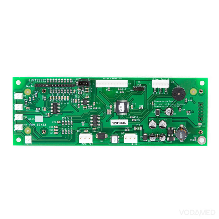 Control board PCB assembly FX